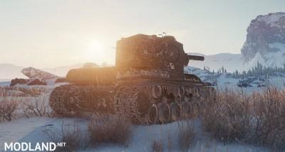 Classic's Beutepanzer KV-2 754(r) Remodel 2.7 [1.5.1.0], 5 photo
